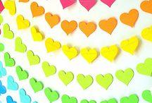 Herz-dekorationen