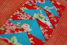 patchwork a quilting / návody a ukázky
