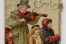 chanteurs de Noël