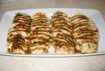 Recept: kyckling