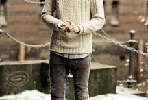 Boyfriend fashion ideas / Inspiration for how I like my man to dress / by Lexx Staats