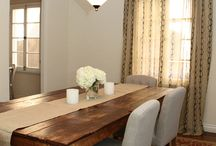 home: dining room / by Stephanie Miles