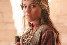 Türk folklorik giysi