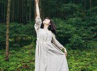 Boho~mori~natural kei