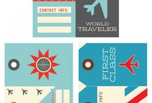 Luggage Tags - travelling