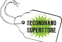 The Secondhand Superstore / Now with 3 shops under the one roof. The Secondhand Superstore has been a top attraction for bargain hunters since the very first days of the Community.   Packed with second-hand furniture, bric-a-brac, clothing, books, records, CDs, DVDs, haberdashery, DIY, musical instruments… bargains galore! New stock is added daily.