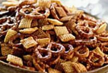 I love chex mix / by Jackie Albrecht