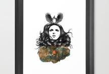 Art prints / by Kristaps
