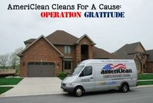 AmeriClean Cleans For A Cause / by AmeriClean