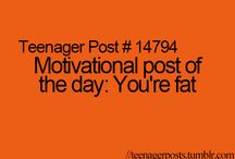 Teenager posts  / every post on this page is an official Teenager Post !!