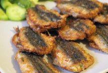 Fisch Gerichte