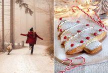 Winter / Winter. Зимние фотографии.