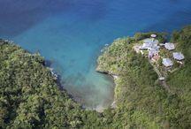 VILLA SUSANNA CARIBBEAN / A stunning villa in the caribbean by Nomade Architettura http://www.nomadearchitettura.com/#all