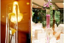 Wedding Centerpiece by Marry me in Spain / Ideas to get an original centerpiece for a wedding. All pictures of this board are of weddings organized by Marry me in Spain.