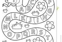 Attività con alfabeto