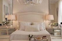 Romantik yatak odaları