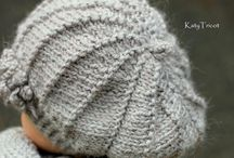 toddler knitted hat