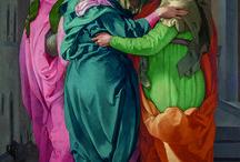Jacopo Carucci / Pontormo  1494 - 1557