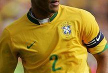 Seleção Brasileira / by Nicolas Alessandro