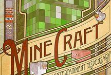 MineCraft og annet barne motiver