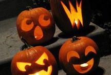 easy pumpkin carvings / Pumpkin carving