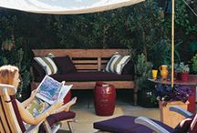 Outdoor haven / by Katherine Campbell