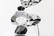 Teoksia / Art by Lotta Nevanperä