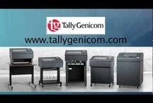Tally-Genicom-Dascom Instructional Video / Instructional videos pertaining to Tally, Genicom, and Dascom printers and parts.