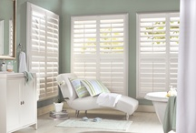Our shutters from Luxaflex