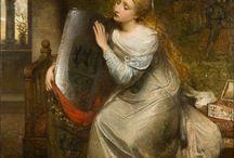 Elaine of Astolat / by Laern