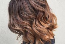Цвета волос