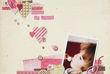 scrapbook layouts / by Donna Raven