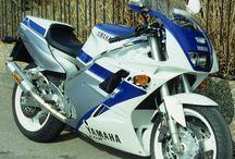 Yamaha FZR 1000 3GM EXUP