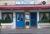 Bar Restaurante La Plaza / La cervecería La Plaza, cercana a la Plaza de Cuzco situada en una zona retranqueada y ajardinada, en el Paseo de la Castellana 127, es un sitio donde podrá deleitarse con una amplia gama de pescadito, gambas, gambones, langostinos, pulpo y muchos más productos, a precios muy razonables. https://www.facebook.com/pages/Bar-Restaurante-La-PLAZA/522006981153486?fref=ts