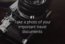 Travelhacks by knowhere / 10 hacks for a better travel experience