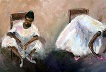 Dancers by T. Ellis