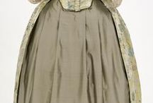 18th century womens clothing