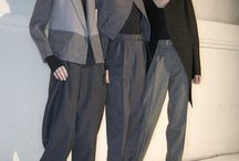 Androgynous Simplicity FW14