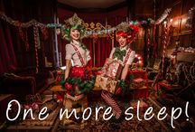 Christmas Weddings and Event Ideas / All things Christmas and festive in events and wedding. Lots of orginal content and styled shoots