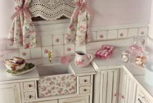 shabby chic dolls house