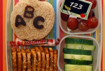 lunches for kids / by Christy Henry