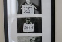 Father's Day / Fathers Day gift ideas, crafts, and DIY gifts.