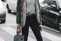 Autumn-Winter fashion