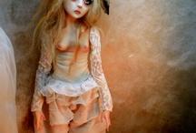 otros artistas muñecas