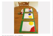 Toddler activities / by Hillery Adams