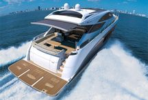 Sea Ray Boats / Sea Ray boat models with factory or aftermarket SureShade boat shade systems