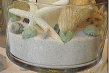 Beach decor / by Anne Baer