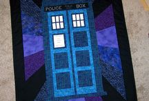 TARDIS quilt inspirarion