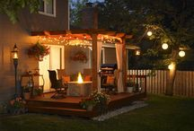 Backyard reno / by Terri Briscoe