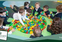 Lego Day 2017/18 / Students in the Early Years and Primary School had lots of fun this week playing with Lego. Learning through Lego is a great way of developing a child's creativity and fine motor skills as well as building on their problem-solving skills and working in a team.
